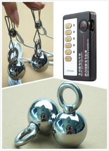 Electric Shocks Nipple Clip Nipple Clamp Medical Themed Ball Toy для женского влагалища Vangina Dilator Сексуальная игрушка для пар