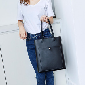 Tangpei global free shipping new Korean version of the simple wild art student large-capacity shoulder portable handbag