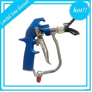 Pistolet de pulvérisateur sans air 500bar pour pulvérisateur GH833 HC970 960 Texture Spackle Plâtre ou remplisseur