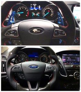 Per 18 Modificato KUGA Ford Special Ecosport Focus Focus Steering Car Gear Paddle Accessori Shift Decorazione Lungata ruota CJBUS