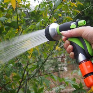 Jet High Pressure Water Gun Metal Multifunctional High Pressure Power Car Washer Spray Nozzle For Garden Watering