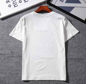 2018 Совершенно новый Хип-хоп Зимние Мужские Женщины Футболка с коротким рукавом Хлопчатобумажная рубашка Poloshirt Мужчины Teel Hip 3G Дизайнер Мужские футболки