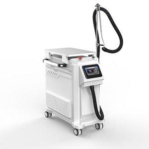Yeni Güçlü Zimmer Kriyo Cilt Soğuk Hava Soğutma Cihazı Soğutma Sistemi Cilt Hava Soğutma Makinesi, Lazer Tedavisinde Ağrı Kazası İçin Soğuk