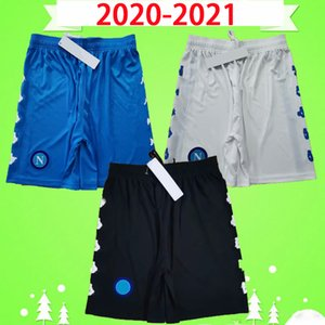 2020 2021 Naples soccer shorts Napoli football pants 20 21 MERET home away third MILIK KOULIBALY INSIGNE MERTENS