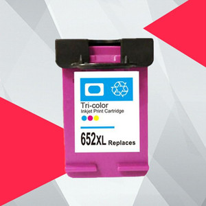 Compatible for 652 Ink cartridge replacement for 652XL 652 Deskjet 1115 1118 2135 2136 2138 3635 3636 3835 4536 4538