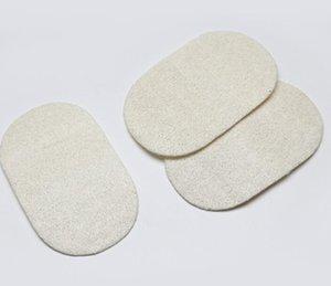 천연 Loofah 접시 브러시 냄비 루파 딱지 청소 헝겊 Loofah 패드 부엌 # M4523