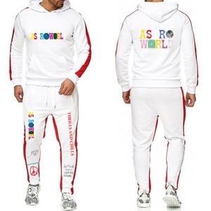 NEW set sweatsuit Designer Tracksuit Mens hoodies +pants Mens Clothing Luxury Sweatshirt Pullover Tennis Sport Tracksuits Sweat Suits