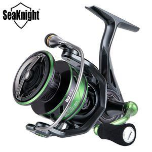 Seaknight Marka WR III Series 5.2: 1 Balıkçılık Reel 17lbs 10BB İplik Reel 2000/2500/3000/4000 Sazan Balıkçılık için Balıkçılık Bobin Q1123