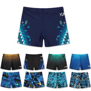 Männer Badeanzug Mode gedruckt Badehose Shorts Wear Badeanzug Boy Swimwear Swim Slip Art Night