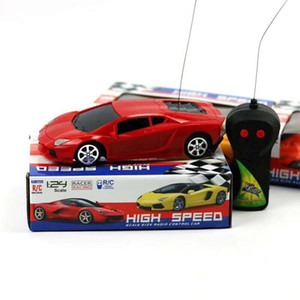 Luxe RC Sportscar Cars M-Racer Télécommande Voiture Mini RC Radio Télécommande Micro Racing 1:24 2 Channel Voiture Jouet