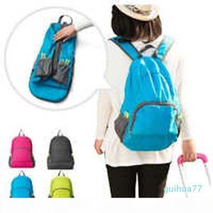 Designer-Large Capacity Versatile Utility Mountaineering Backpack Handbag Luggage Outdoor Storage Bags Folding Travel Backpack Bag DH0798