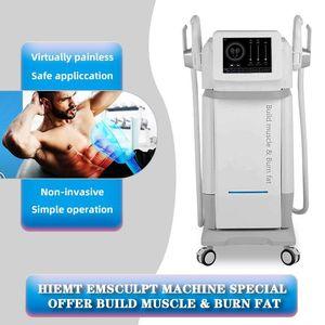 Emsculpt Muscle Estimular Máquina Embrigo Equipo de belleza para adelgazar 2 años Garantía EM Escultura Máquina de estimulación muscular Envío gratis