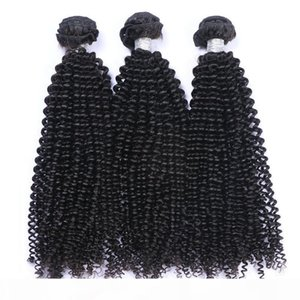 Brazilian Kinky Curly Hair 3 Bundles Deals Cheap Brazilian Afro Kinky Curly Human Hair Extensions Brazilian Curly Virgin Hair Weaves