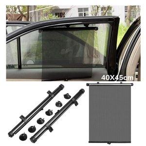 Car Sun Shade Retractable Durable Auto Window Sun Screen Protector for Glare Heat Block Car Shade Retractable1