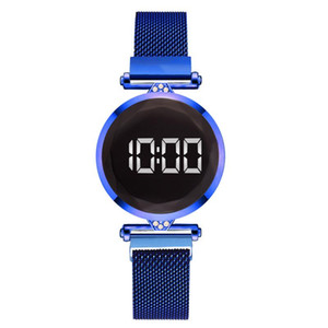 Fashion Mens Watches Top Brand Luxury Quartz Watch Men Casual Slim Mesh Steel Waterproof Sport Watch