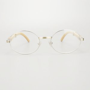 Carter Reading Men Bifocal 1DC5 النظارات الشمسية من أقنعة فاخرة نظارات عصرية جولة الرجعية الذكور ضوء تركيب CNQMP VDNDC