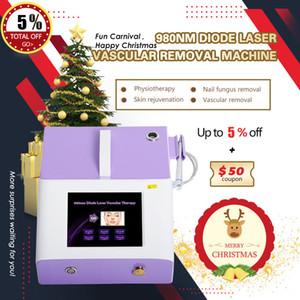 Spider Vein Removal Machine Vein Removal Machine Hot Sales Skin Tags remove Spider Vein 980nm Diode Laser Vascular Removal Machine