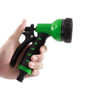 7 Modes Spray Lawn Watering Garden Water Guns Hose Multi-function Car Wash High Pressure Durable Hand-held Tools Sprinkle Set