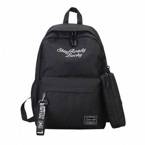 School Bags Teenager Girls Travel Backpack Kids Rucksack Schoolbag Sac Infantil Women Backpacks Large Capacity 40rE#