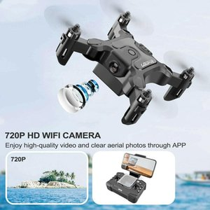 NEW Mini Drone 4DRC-V2 Selfie WIFI FPV With HD Camera Foldable Arm RC Quadcopter US