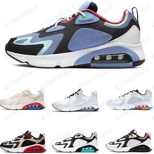 Chaud Nouveaux 2000 Teal Bordeaux Chaussures de course pour hommes Mystic Green White Gold 200s Mens Sneakers Baskets Destiners des Chaussures Homme