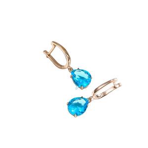 2021 Hot Europe Fashion Jewelry Cute Zircon Ball Rhinestone Flower Stud Earrings Women's Elegant Earrings free delivery