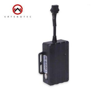 Voyageur GPS Tracker LK210 Couper le support d'huile 9-75V Imperméable Véhicule moto GPS RASTREADOR Temps réel Alarm1