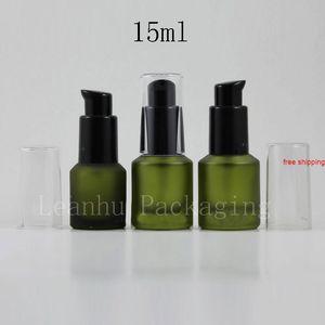 15ml 올리브 모래 꽃 물 병, 로션 / 우유 스프레이 병, 본질 병, 향수 개인 배려, 20pcsbest qualtity