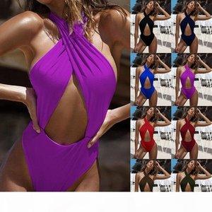 2018 new hot sell High Waist Bikini Brazilian Bikinis Set Vintage Push up Swimwear Crochet Bathing Suits Plus Size New Sexy Bandage Swimsuit