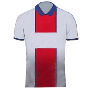 2020 2021 football jerseys red white home football kit top quality FYND0001