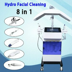 2021 HYDRA Facial Skin Rejuvanation HYDRA Dermabrasion Gesichtsgewebemaschine Hautwäscher Spritzpistole Verbessern Sie die Gesichtshaut
