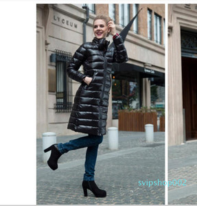 2020 Women winter jacket fashion women down jacket high quality down parkas coats blue black new women winter casual outdoor warm outwear
