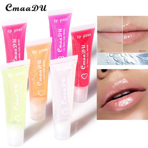 CmaaDu Winter Clear Moisturizing Lip gloss Cute Colorless Lip gloss Transparent Liquid Lips gloss Lip oil for Women Lips Tint Care
