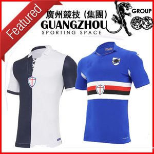 20 21 Sampdoria Jankto Keita Balde Especial Futebol Jerseys 120th Aniversário Yoshida Quagliarella Ekdal Home 3ª Camisa de Futebol