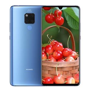 """الأصلي هواوي ميت 20 × 20X 4G الهاتف الخليوي 6 جيجا ذا رام 128 جيجابايت روم كيرين 980 Octa كور أندرويد 7.2 """"ملء الشاشة 40MP بصمة الهاتف المحمول الهاتف المحمول"""
