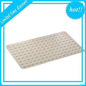 non slip rubber bath mat with suction cups