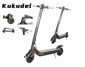 Kukudel Scooter Brand New Electric Skateboard lightness instead walking scooter top speed 25km h Aluminium Alloy Frame Kick Scooter 01