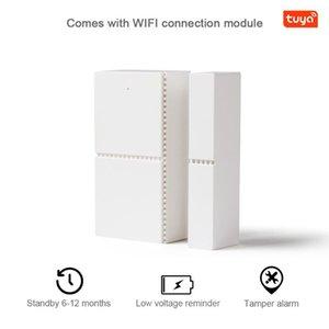 WiFi الذكية نافذة الباب الاستشعار الذكية الرئيسية سلامة الاستشعار الأمن اللاسلكية نافذة الباب الكاشف