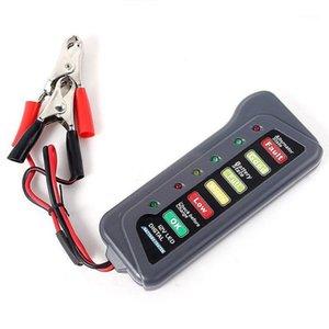 Diagnosewerkzeuge Original Ancel 12V Auto Digital Batterie Checker Tester Wechseldatenträger 6 LED-Leuchten Anzeige für Autos Fahrzeug Motorradbatterien