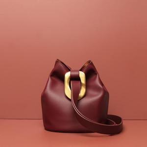 Fashion Women Handbag Designer Ladies Shoulder Bag Youth Flap Sweet Wind Genuine Leather Black Crossbody Bag 1098