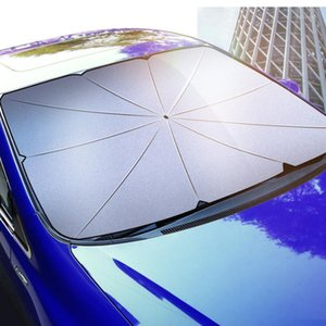 Şemsiye Araba Güneşlik Araba Perdesi Güneş Gölge Oto Sunshade Güneş Koruma Özel Isı Yalıtımı Koruyun1