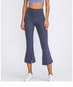 2016 L leggings Lady women align sports gym yogaworld yoga Pants High Waist Elastic Fitness Run loose style crops