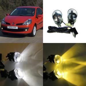 Juli King 24W Fall für Renault Clio II III 2001-2009, Tagfahrlicht DRL 6000k Big Beam 4300k Abneigung