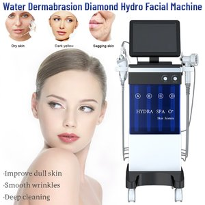 Yüz yeni teknoloji yüz terapi için 1 yüz makine oksijen makinesi oksijen elmas mikrodermabrazyon makinesi