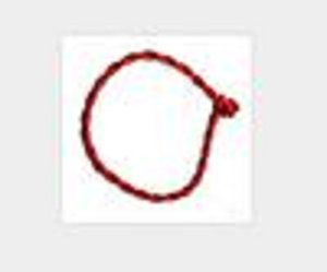 Chinesische Elemente Natal kein Armband, Glücksrote String Armband Rote String Armband 500 stücke Dwe3302