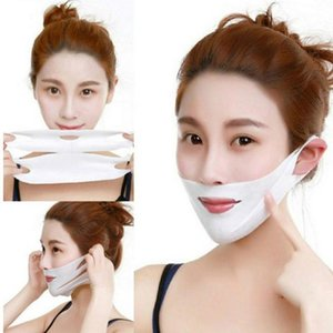 1Pcs V Line Chin Up Patch 4D Face Lifting Slimming Belt Reduce Double Chin Tape Neck Firming Anti-Wrinkle Strap Eliminate Edema