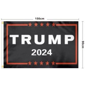 Trump Flag Election Flag Banner Donald Trump Flag Keep America Great Again Ivanka Trump Flags 150*90cm YYB3561