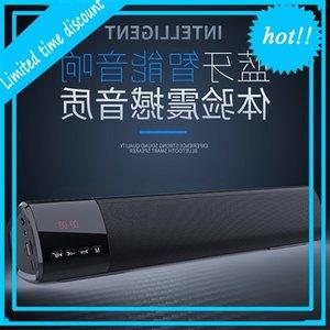 Multi-Funktionstreifen Intelligent Bluetooth-Audio-Bass-Desktop-Auto Creative Handy-Computer-Lautsprecher-Geschenk
