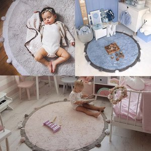 2019 Baby Play Mats Game Racing Mat Cotton Kids Crawling Carpet Bed Stroller Blanket Baby Infant Play Mats Kids Crawling Carpet Z1123