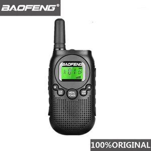 Baofeng BF-T6 0.5W Мини Walkie Talkie Kids Radio Comunicador Portable Radio Amador HF Приемопередатчик 2 пути T6 Woki Toki1